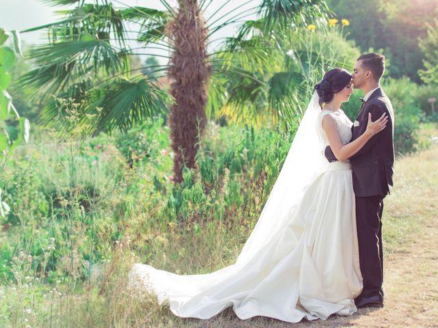 Le mariage de Nacer et Tiffany à Crolles, Isère 12