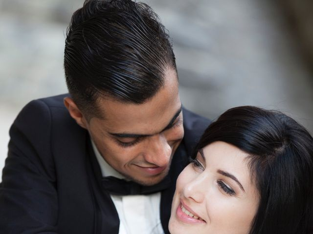 Le mariage de Nacer et Tiffany à Crolles, Isère 13