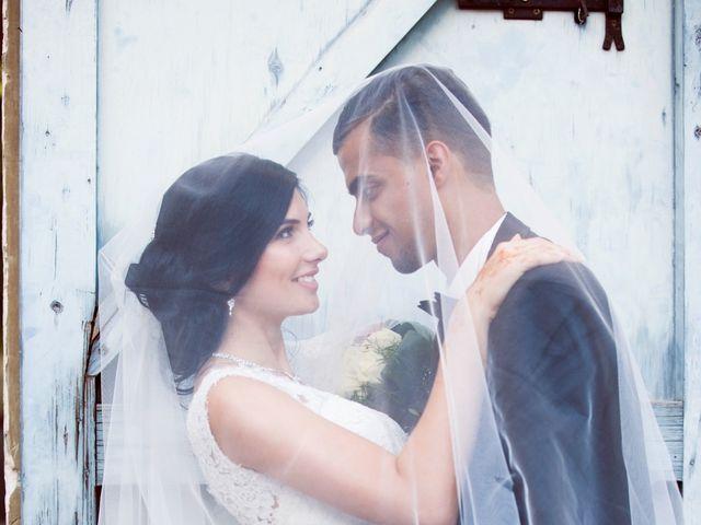 Le mariage de Nacer et Tiffany à Crolles, Isère 14