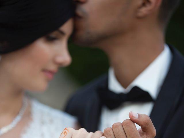 Le mariage de Nacer et Tiffany à Crolles, Isère 16