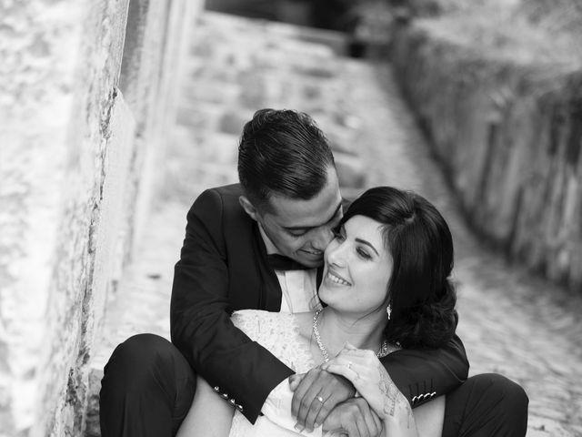 Le mariage de Nacer et Tiffany à Crolles, Isère 17