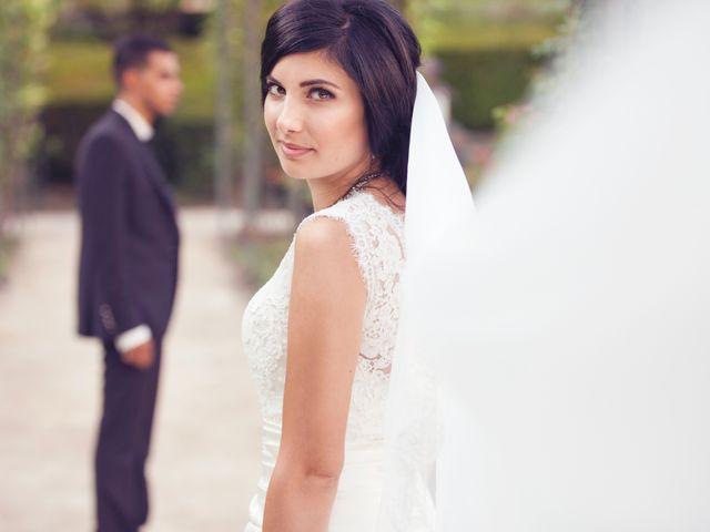Le mariage de Nacer et Tiffany à Crolles, Isère 18