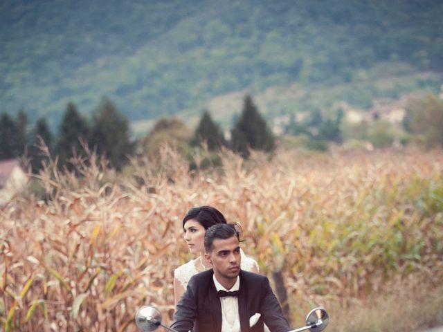 Le mariage de Nacer et Tiffany à Crolles, Isère 2