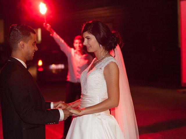 Le mariage de Nacer et Tiffany à Crolles, Isère 22