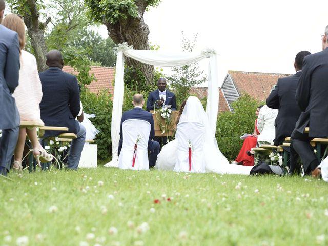 Le mariage de Dede et Manuel à Clairmarais, Pas-de-Calais 4