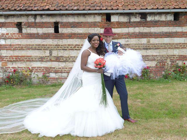 Le mariage de Dede et Manuel à Clairmarais, Pas-de-Calais 6