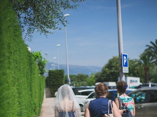 Le mariage de Micha et Jenny à Saint-Laurent-du-Var, Alpes-Maritimes 18