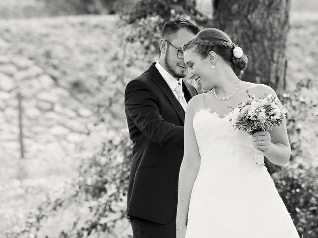 Le mariage de Florian et Nolwenn à Chazay-d'Azergues, Rhône 4