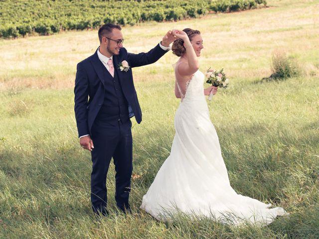 Le mariage de Florian et Nolwenn à Chazay-d'Azergues, Rhône 5