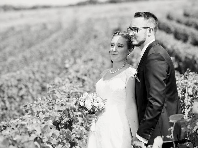 Le mariage de Florian et Nolwenn à Chazay-d'Azergues, Rhône 6