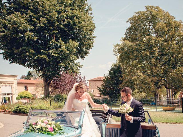 Le mariage de Florian et Nolwenn à Chazay-d'Azergues, Rhône 9