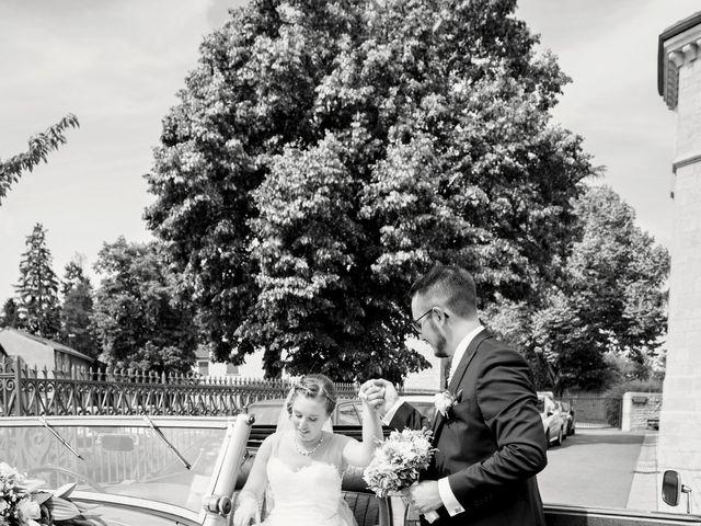 Le mariage de Florian et Nolwenn à Chazay-d'Azergues, Rhône 17