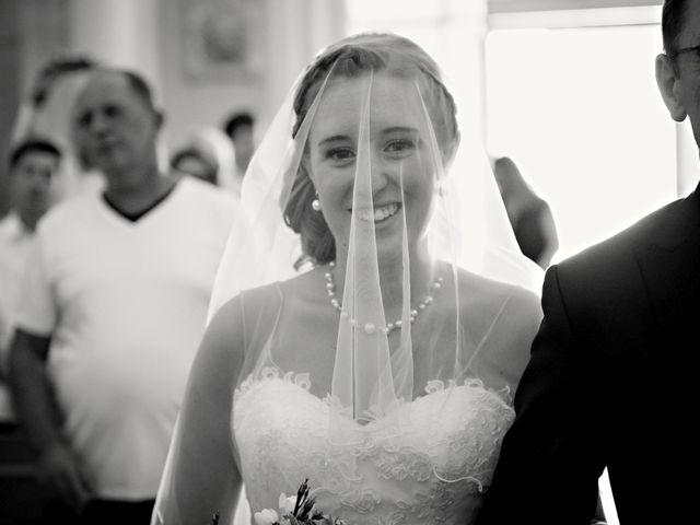 Le mariage de Florian et Nolwenn à Chazay-d'Azergues, Rhône 20