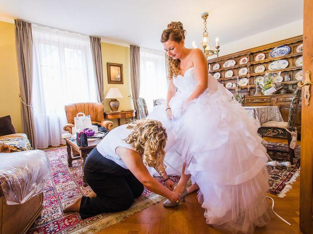 Le mariage de Thomas et Camille à Kaysersberg, Haut Rhin 6
