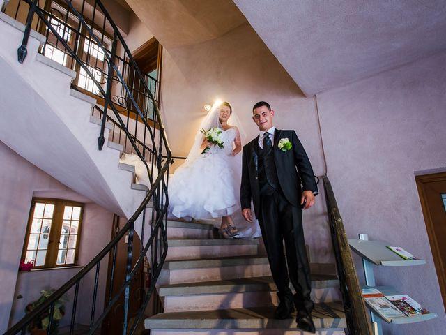 Le mariage de Thomas et Camille à Kaysersberg, Haut Rhin 12
