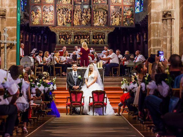 Le mariage de Thomas et Camille à Kaysersberg, Haut Rhin 16
