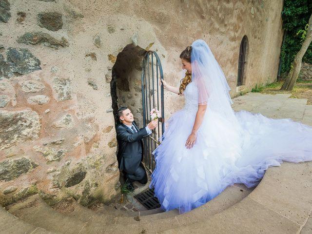 Le mariage de Thomas et Camille à Kaysersberg, Haut Rhin 26