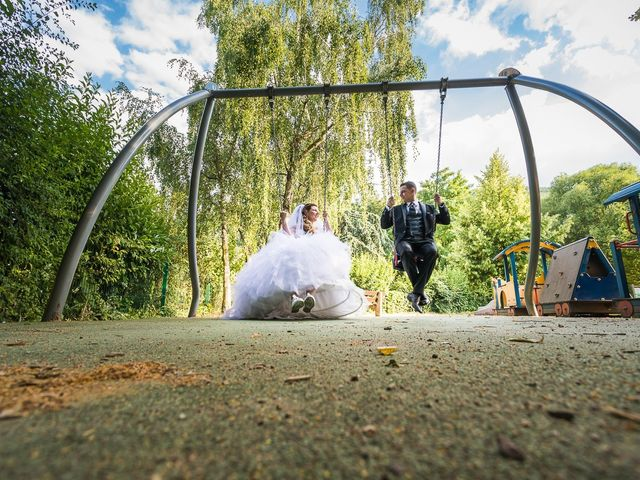 Le mariage de Thomas et Camille à Kaysersberg, Haut Rhin 27