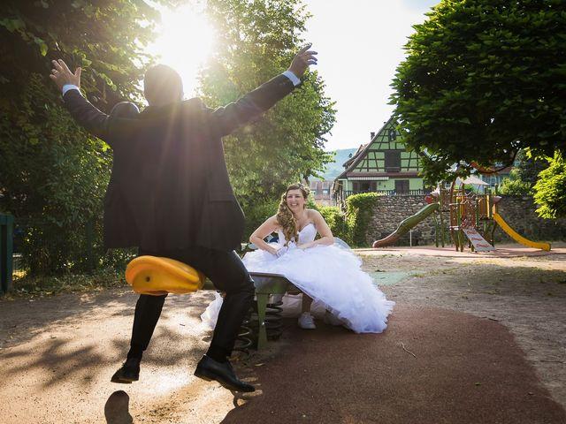Le mariage de Thomas et Camille à Kaysersberg, Haut Rhin 1