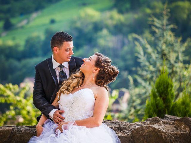 Le mariage de Thomas et Camille à Kaysersberg, Haut Rhin 31