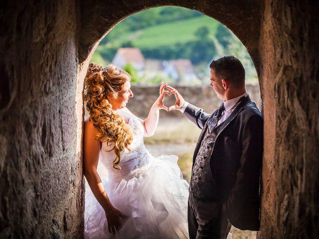 Le mariage de Thomas et Camille à Kaysersberg, Haut Rhin 32