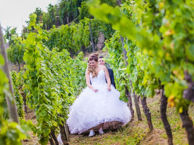 Le mariage de Thomas et Camille à Kaysersberg, Haut Rhin 2