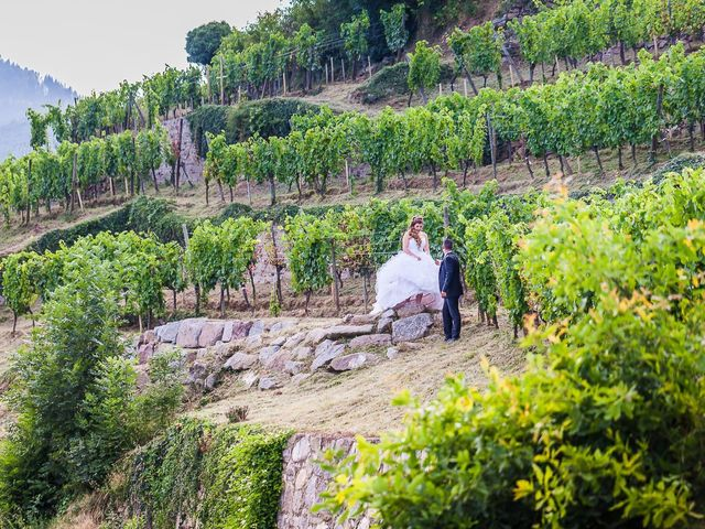Le mariage de Thomas et Camille à Kaysersberg, Haut Rhin 35