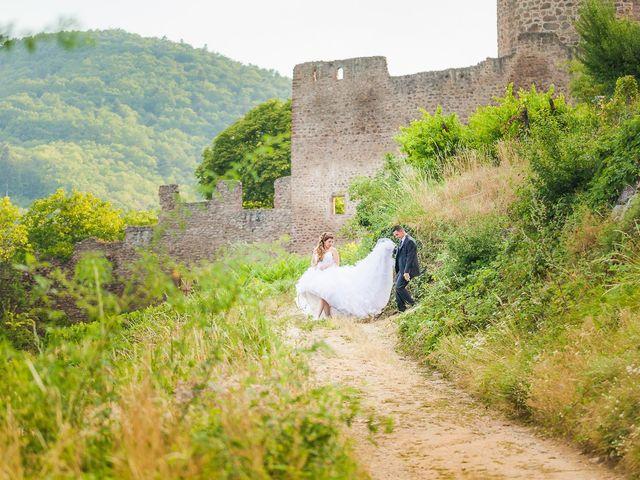 Le mariage de Thomas et Camille à Kaysersberg, Haut Rhin 36