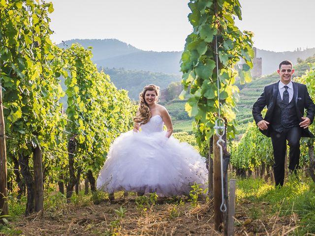 Le mariage de Thomas et Camille à Kaysersberg, Haut Rhin 37