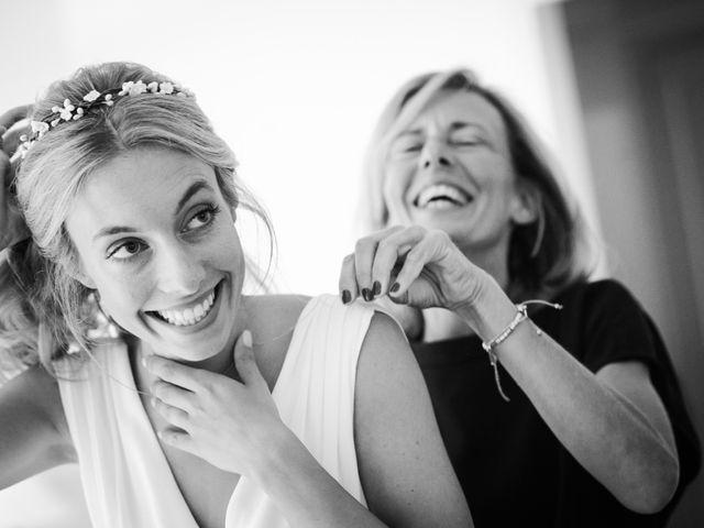 Le mariage de Rodolphe et Elise à L'Île-Rousse, Corse 1
