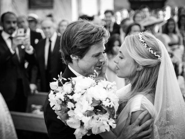 Le mariage de Rodolphe et Elise à L'Île-Rousse, Corse 5