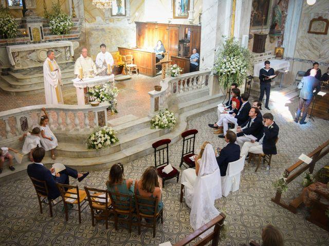 Le mariage de Rodolphe et Elise à L'Île-Rousse, Corse 6