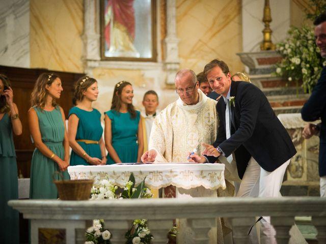 Le mariage de Rodolphe et Elise à L'Île-Rousse, Corse 7