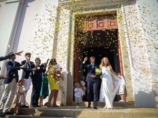 Le mariage de Rodolphe et Elise à L'Île-Rousse, Corse 8