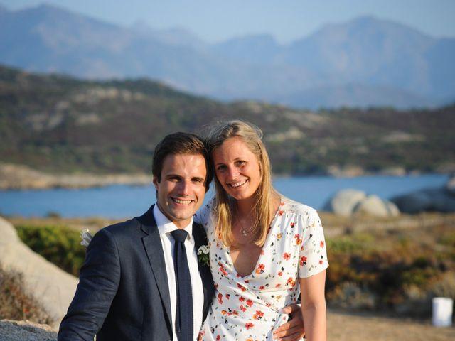Le mariage de Rodolphe et Elise à L'Île-Rousse, Corse 13