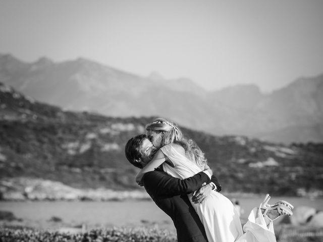 Le mariage de Rodolphe et Elise à L'Île-Rousse, Corse 14