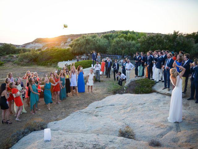 Le mariage de Rodolphe et Elise à L'Île-Rousse, Corse 15