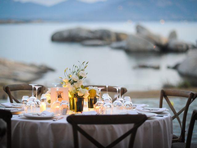 Le mariage de Rodolphe et Elise à L'Île-Rousse, Corse 18
