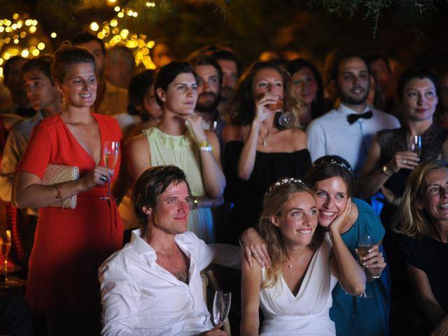 Le mariage de Rodolphe et Elise à L'Île-Rousse, Corse 20