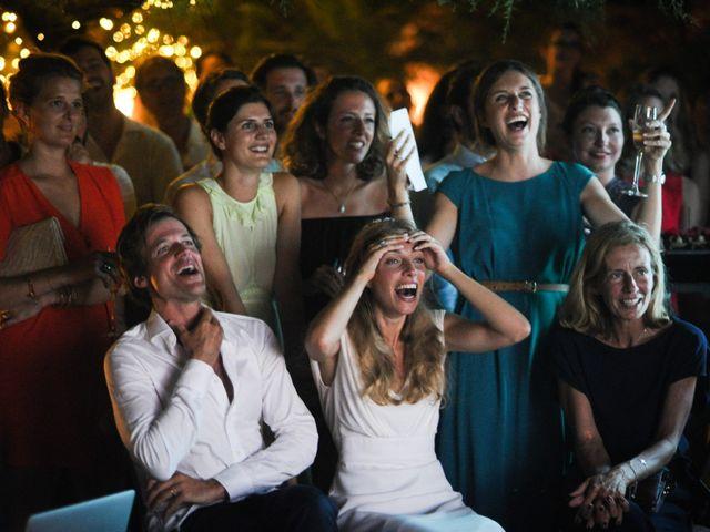 Le mariage de Rodolphe et Elise à L'Île-Rousse, Corse 21
