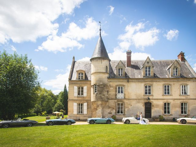 Le mariage de Grégory et Mélanie à Sacy-le-Grand, Oise 9