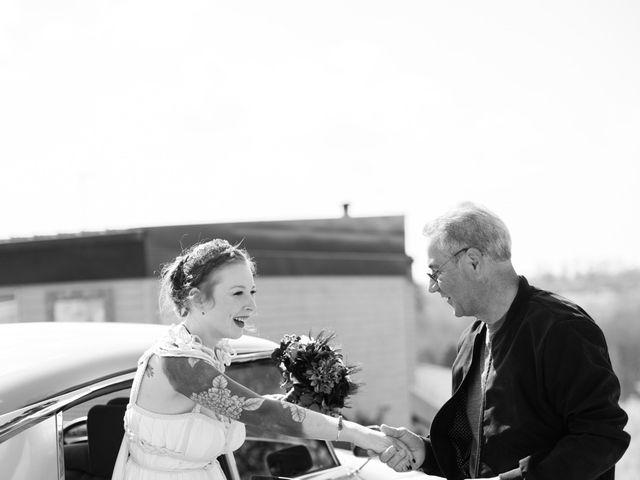 Le mariage de Eric et Valentine à Campandré-Valcongrain, Calvados 12
