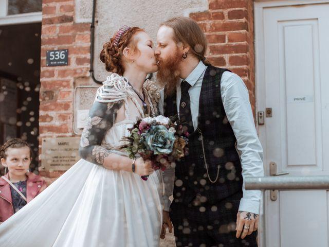 Le mariage de Eric et Valentine à Campandré-Valcongrain, Calvados 13