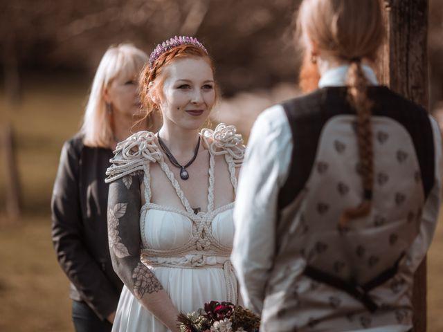 Le mariage de Eric et Valentine à Campandré-Valcongrain, Calvados 14