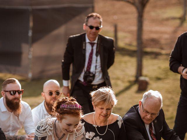 Le mariage de Eric et Valentine à Campandré-Valcongrain, Calvados 21