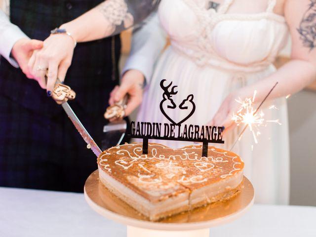 Le mariage de Eric et Valentine à Campandré-Valcongrain, Calvados 29