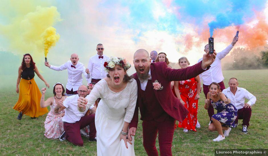 Le mariage de Nicolas et Stephanie à Charleville-Mézières, Ardennes