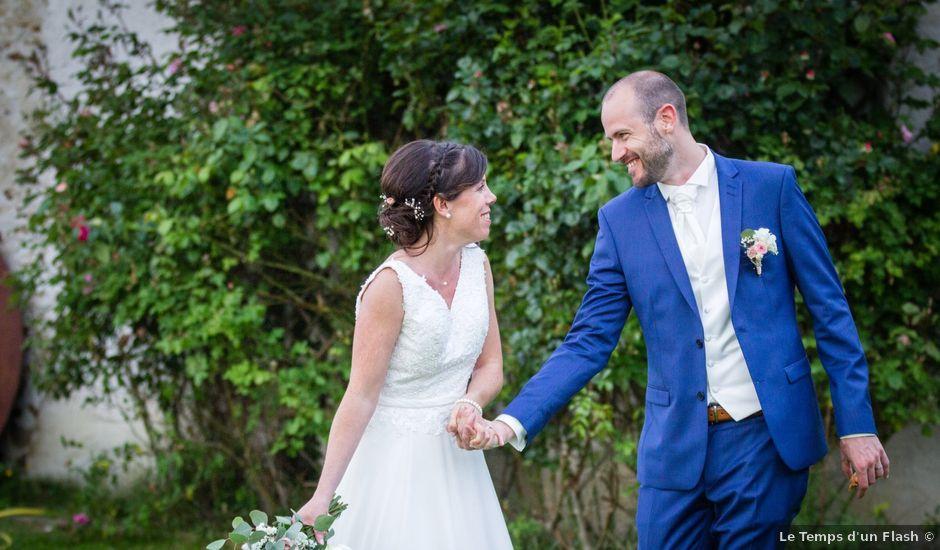 Le mariage de Yann et Delphine à Mondreville, Yvelines