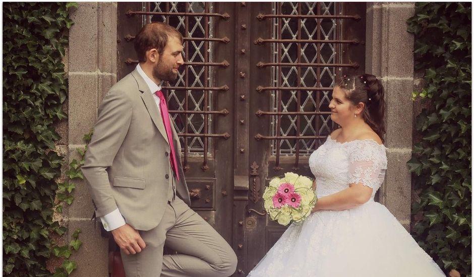 Le mariage de Fabrice et Élodie à Saint-Alban-sur-Limagnole, Lozère