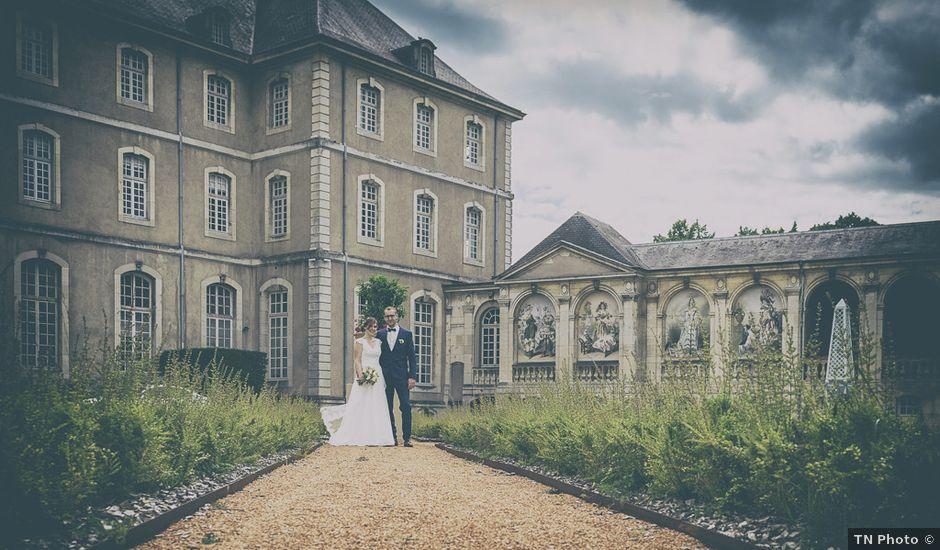 Le mariage de Romain et Delphine à Pont-à-Mousson, Meurthe-et-Moselle